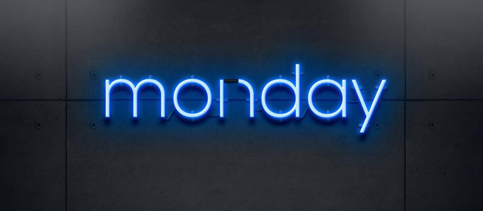 Monday PR